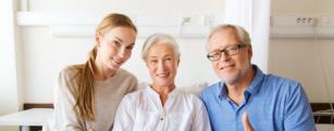 caregiver and patient bonding